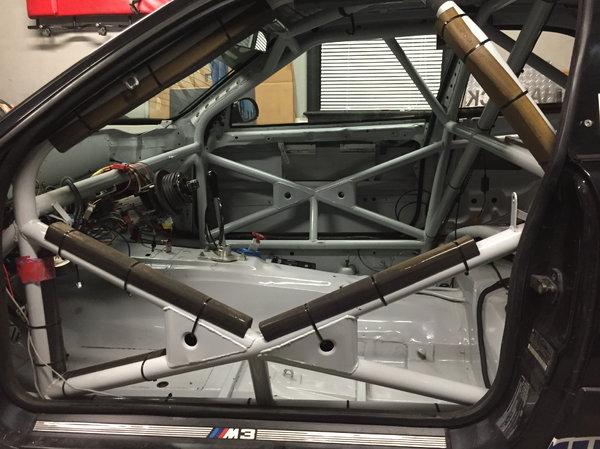 BMW e36 M3 NASA GTS2 Race Car  for Sale $25,000