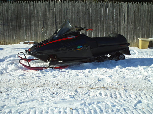 1989 POLARIS INDY 650  for Sale $700