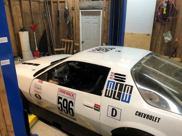 91 Camaro Racecar  for Sale $7,250