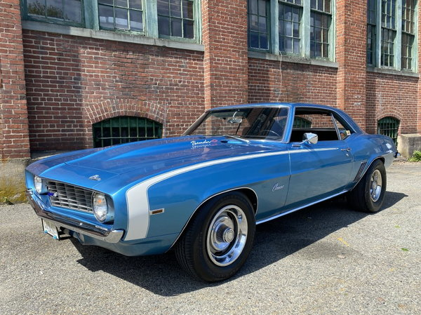 1969 Chevrolet Camaro  for Sale $150,000