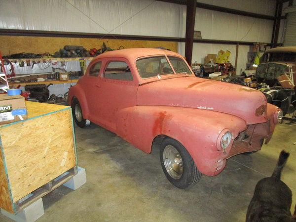 1946 Chevrolet Fleetmaster  for Sale $12,000