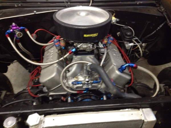 55 Chevy Belair 2 door post  for Sale $32,500