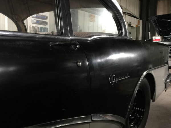 '56 Buick 2Dr Post