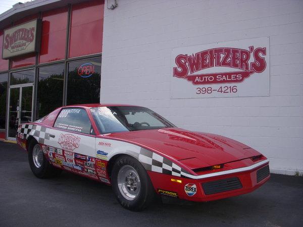 1982 Pontiac Firebird Superstock Drag Car  for Sale $36,995