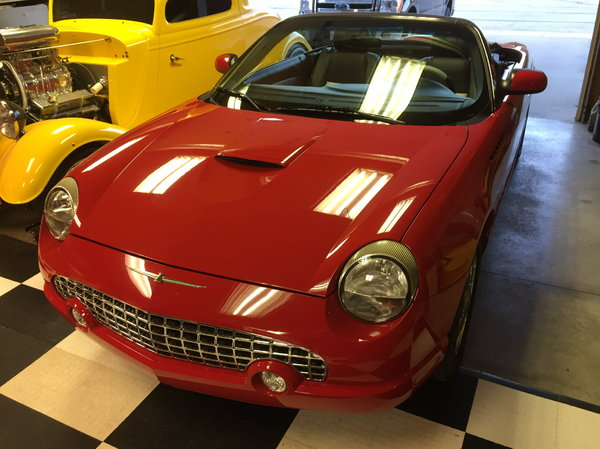 2003 Ford Thunderbird  for Sale $15,900