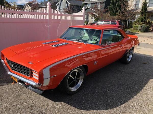 1969 Chevrolet Camaro  for Sale $64,500