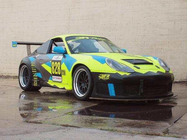 LS swapped Porsche racecar  for Sale $80,000
