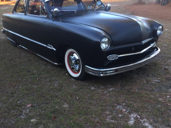 1951 Ford Custom 2 door sedan  for Sale $17,000