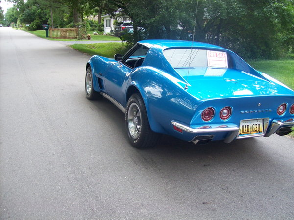 Real Nice 1973 Corvette Stingray 4spd