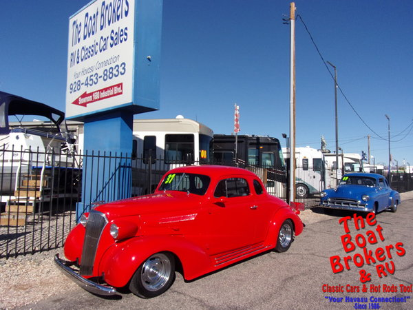 1937  chevy   Deluxe  for Sale $39,900