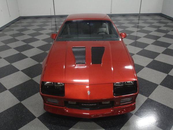 1989 Chevrolet Camaro IROC Z/28  for Sale $17,995