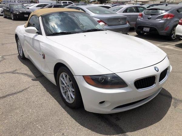 2004 BMW Z4  for Sale $8,991