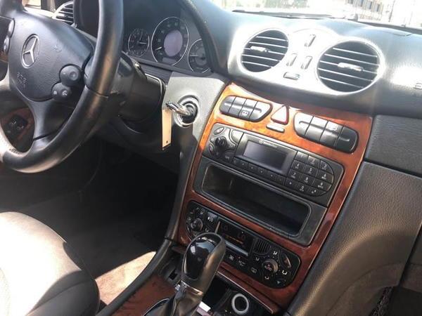 2004 Mercedes-Benz CLK  for Sale $0