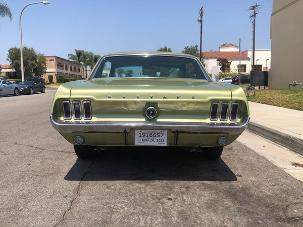 1967 Ford Mustang  for Sale $39,995