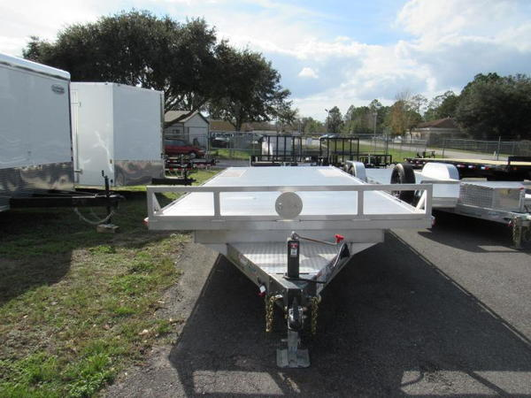 2019 24 ft Deckover Equipment Trailer by Sundowner Trailers  for Sale $10,499