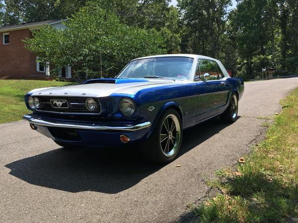 1966 Ford Mustang For Sale >> 1966 Ford Mustang For Sale In West Pittston Pa Price 34 900