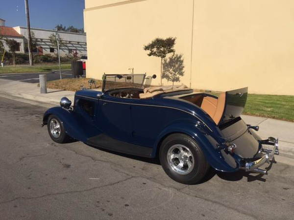 1934 Ford Roadster  for Sale $62,995