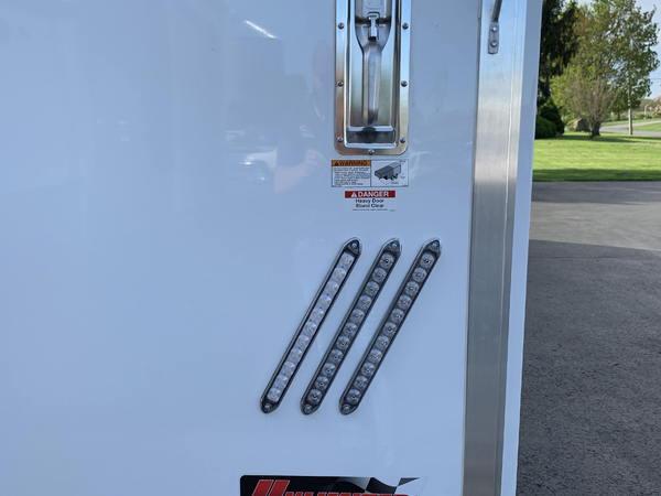 32' United X-Height Super Spread Axle Race Car Trailer  for Sale $25,495