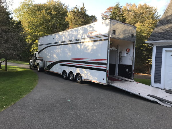 2012 United Trailers Stacker  for Sale $45,000
