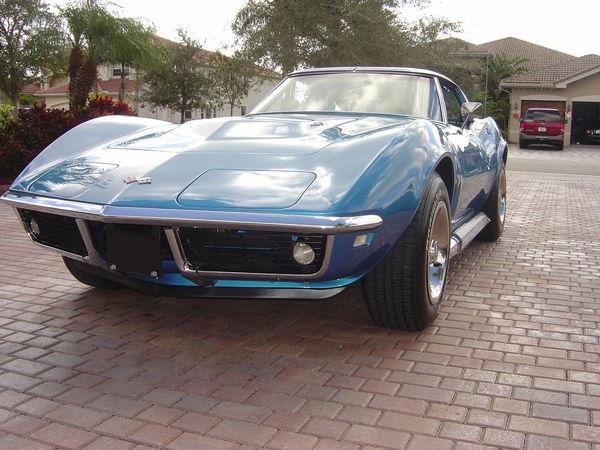 1968 Chevrolet Corvette  for Sale $37,800