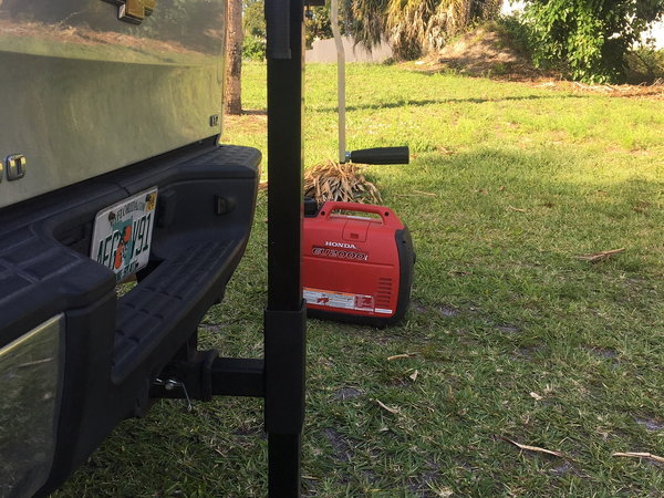 Trailer Hitch Light Tower for sale in Jacksonville, FL, Price: $950
