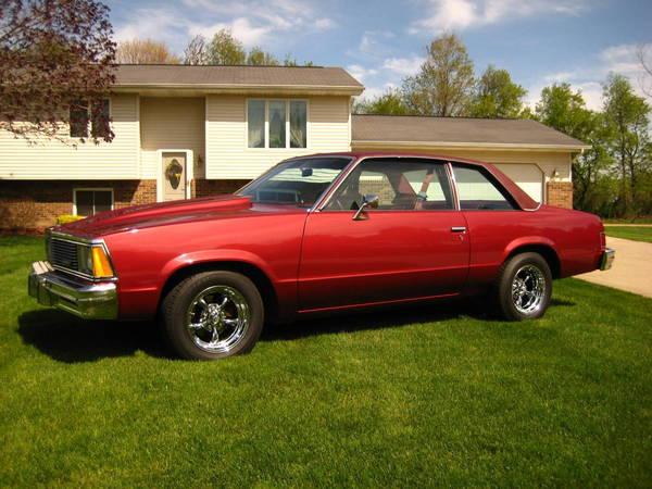 1981 Chevrolet Malibu  for Sale $13,500