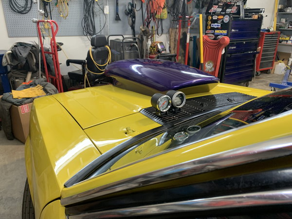 1980 Fox body Mustang Drag car