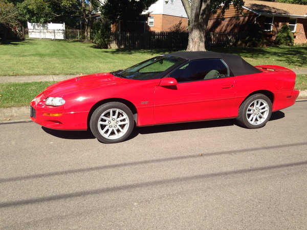 2000 Chevrolet Camaro  for Sale $6,900