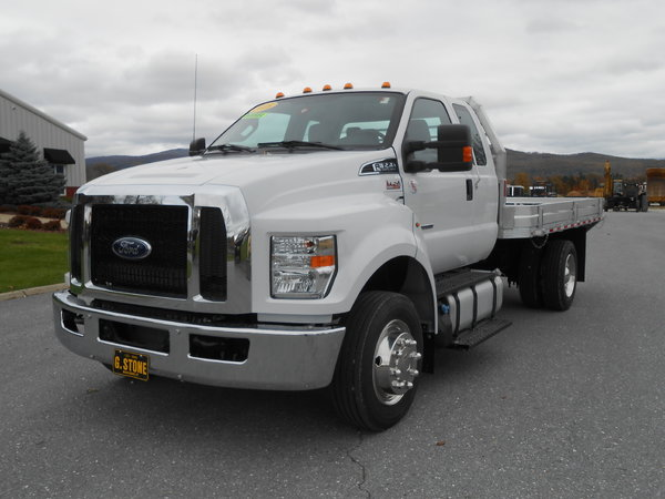 NEW!!! 2018 FORD F650 EX CAB w/ GOOSE HITCH  for Sale $77,900