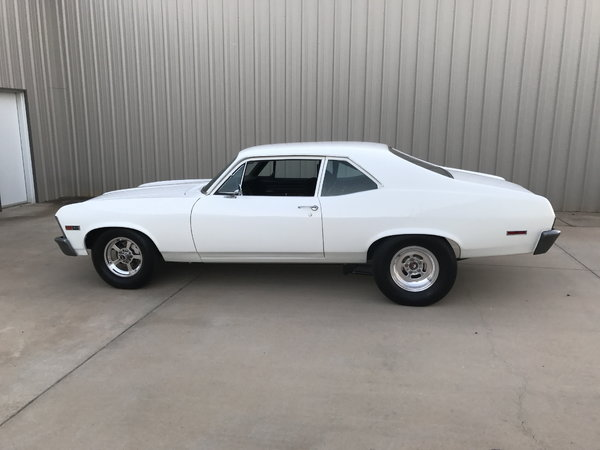 1970 Nova Stocker  for Sale $26,500