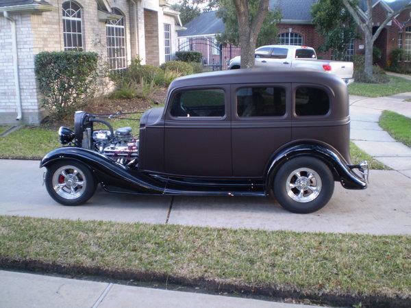 1933 Chevy Master Deluxe