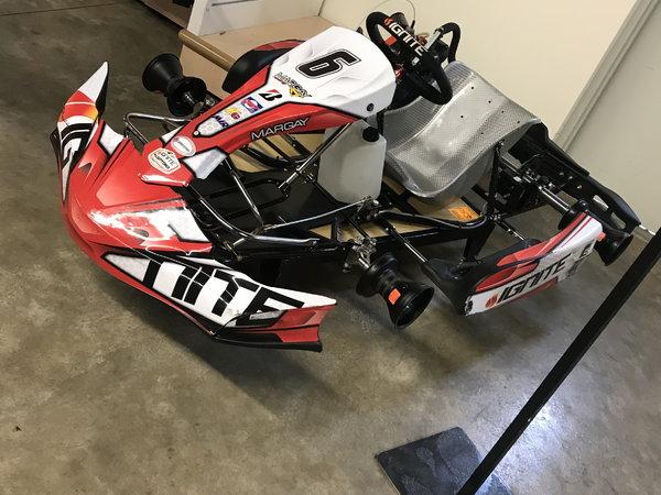 Margay ignite k2 Go-Kart