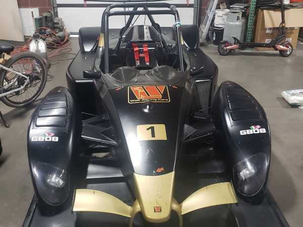 2015 WOLF GB08 CN Super Unlimited   for Sale $89,000