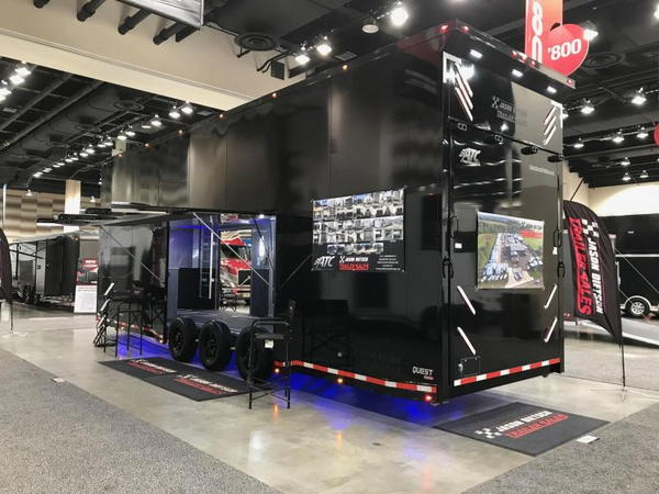 2019 ATC QUEST 8.5X32 STACKER....STOCK AT-217015