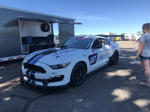 THE ULTIMATE FORD MUSTANG SHELBY GT350 RACE CAR - GT350/TR