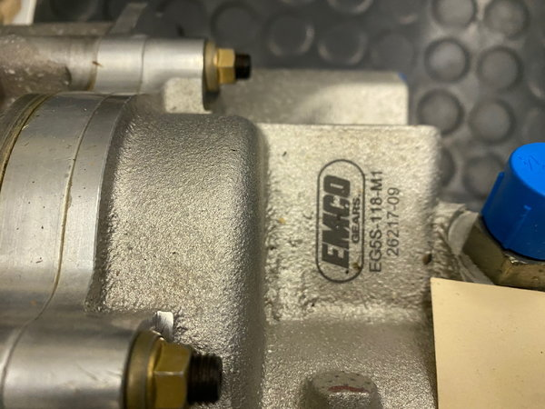 Emco 5sp Sequential Transmission for GT1 or TA car  for Sale $22,000