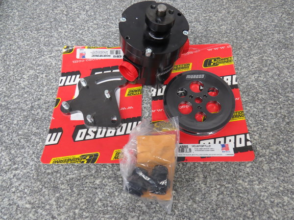 MOROSO 22640 3 VANE PUMP  for Sale $450