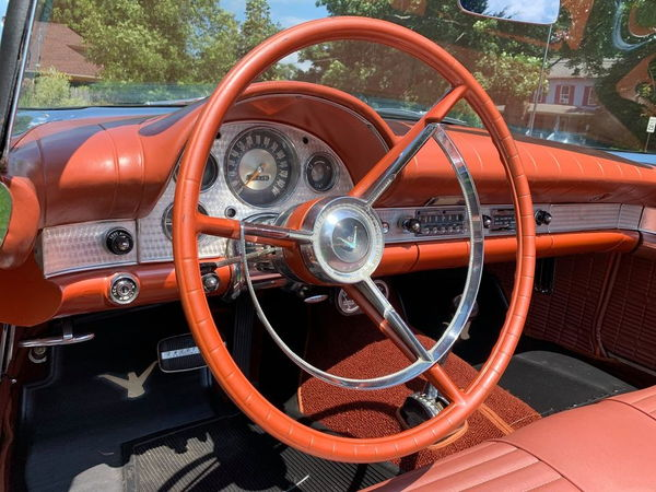 1957 Ford Thunderbird  for Sale $37,000