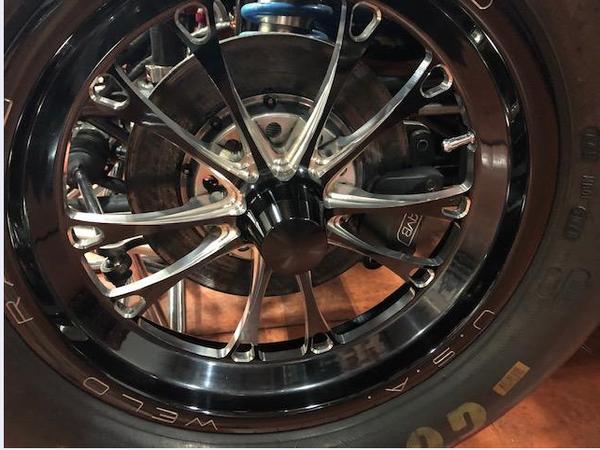 2016 Bickel Pro Mod Camaro Rolling