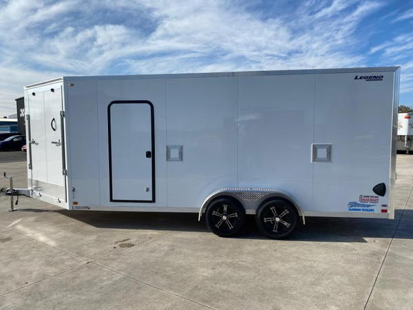 2021 Legend Thunder 7X23 Extra Height Snowmobile ATV/UTV