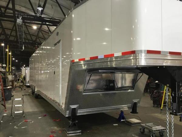 NEW 2021 CARGOPRO 53' Aluminum Enclosed Trailer  for Sale $66,995
