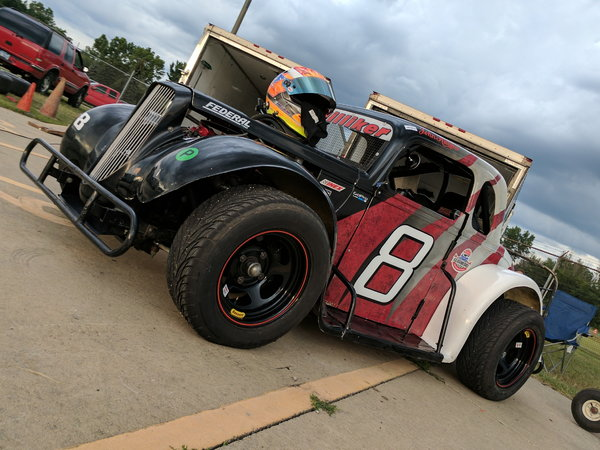 Legend car and parts  for Sale $11,000
