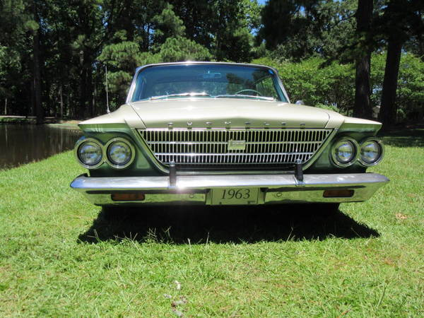 !!1963 CHRYSLER  NEWPORT ONE SWEET CRUISER!!