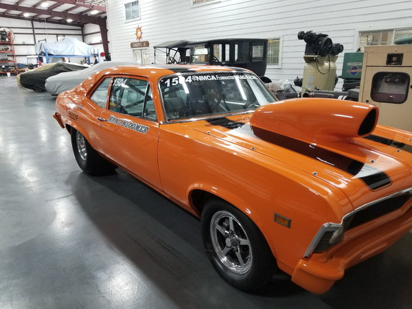 1969 Chevrolet Nova  for Sale $20,000