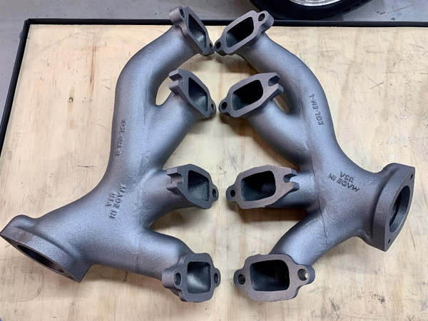 Ford FE HIPO exhaust Manifolds NEW  for Sale $750