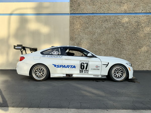 BMW M4 Race Car  for Sale $89,000