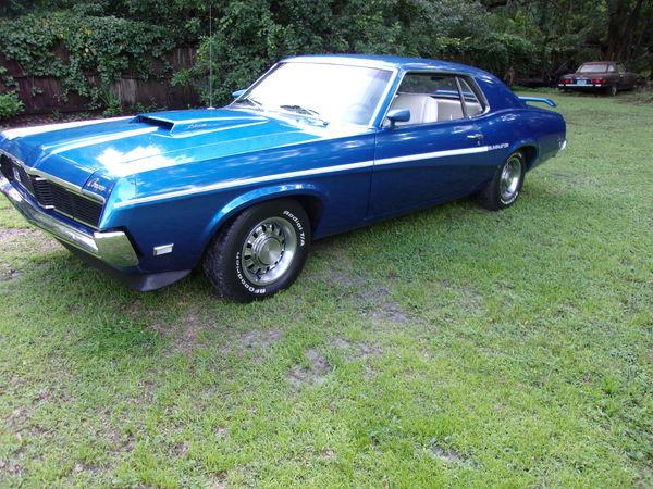1969 Mercury Cougar  for Sale $30,000