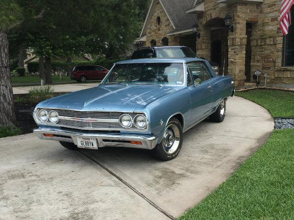 1965 Chevrolet Chevelle  for Sale $38,500