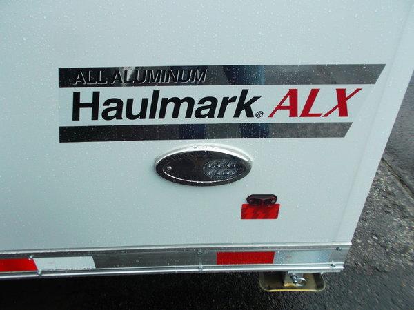 NEW 2019 HAULMARK 28' ALUMINUM ALX  for Sale $24,500