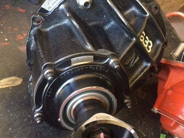 "FORD RACING 9"" CENTER SECTIONS  for Sale $700"